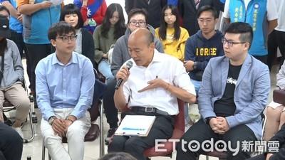 韓國瑜:潛艦國造是假議題