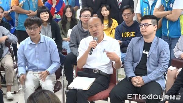 韓國瑜附和潛艦國造「假議題」 海軍抗議:首艘原型艦2024年下水