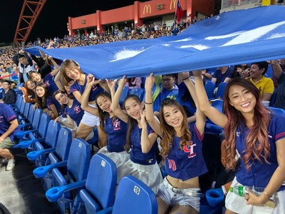 日媒大讚CT Girls是中華隊最佳後盾