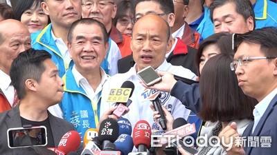 韓國瑜稱潛艦國造假議題 宋瑋莉還原:誤會一場