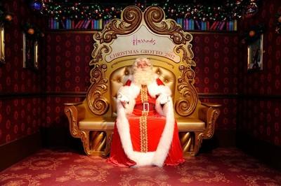 花7.8萬才能見聖誕老人 哈洛百貨挨批