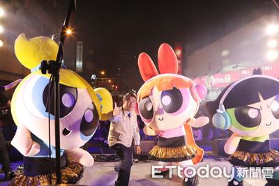 2019台南城市音樂節熱力登場