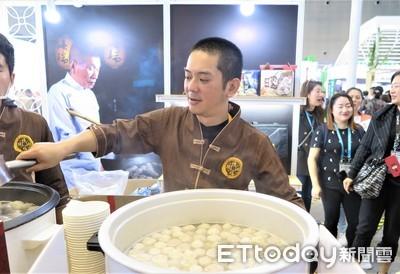 台灣食品登陸 新竹貢丸、米粉最讚