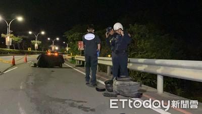 女騎士遇死劫 與車碰撞被拖行亡