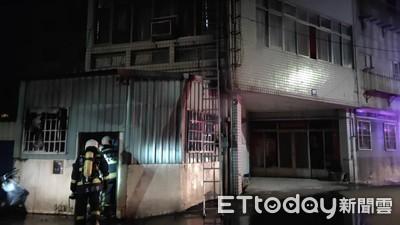 沙鹿民宅火警 14人獲救送醫無礙