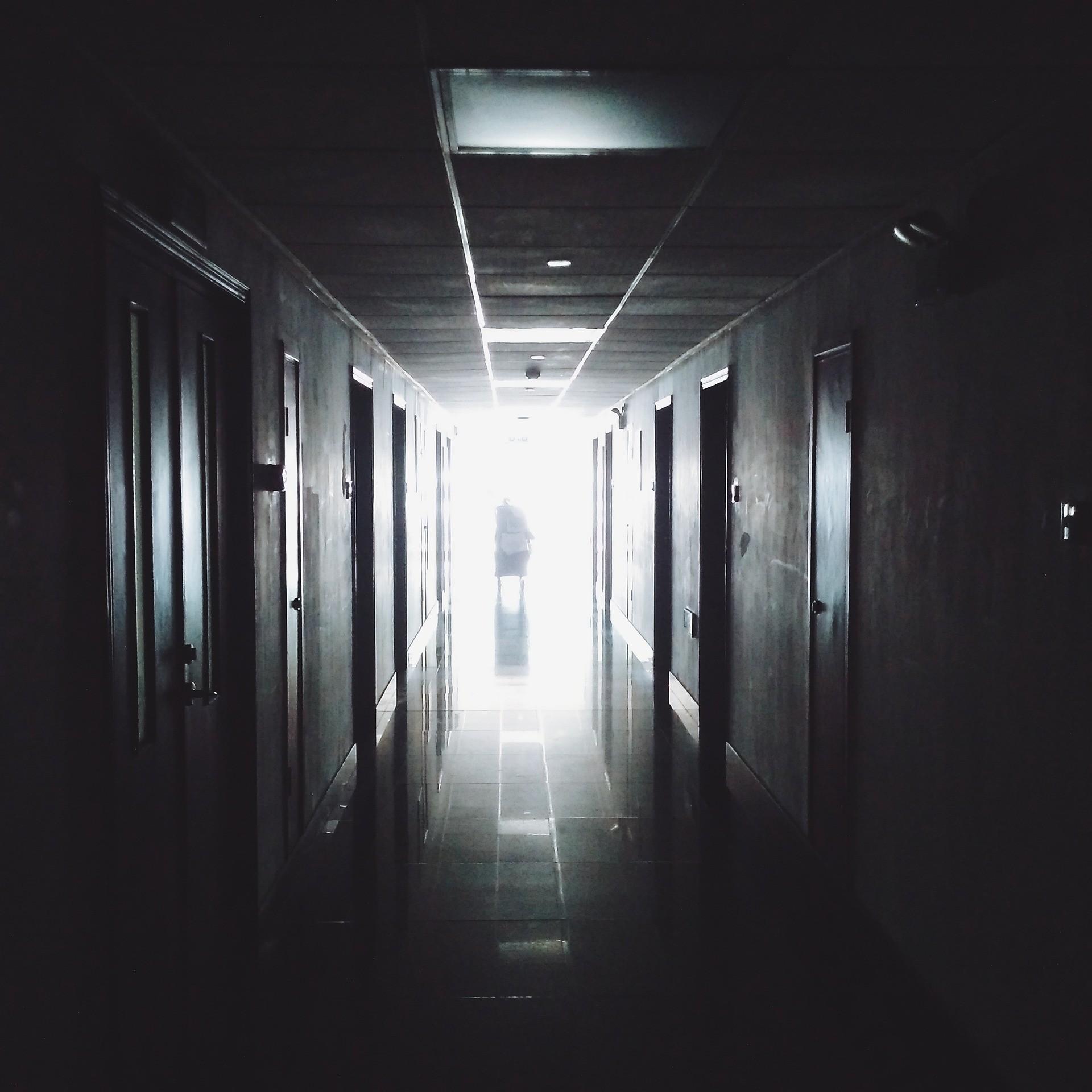 ▲醫院,靈異,鬼。(圖/取自免費圖庫Pixabay)