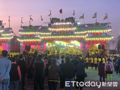 玄天上帝文化祭 300神尊遶境祈福