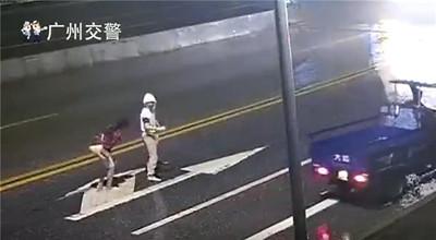 情侶吵架女友遭撞亡...男判10個月