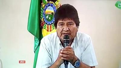 接受庇護赴墨 玻利維亞前總統證實