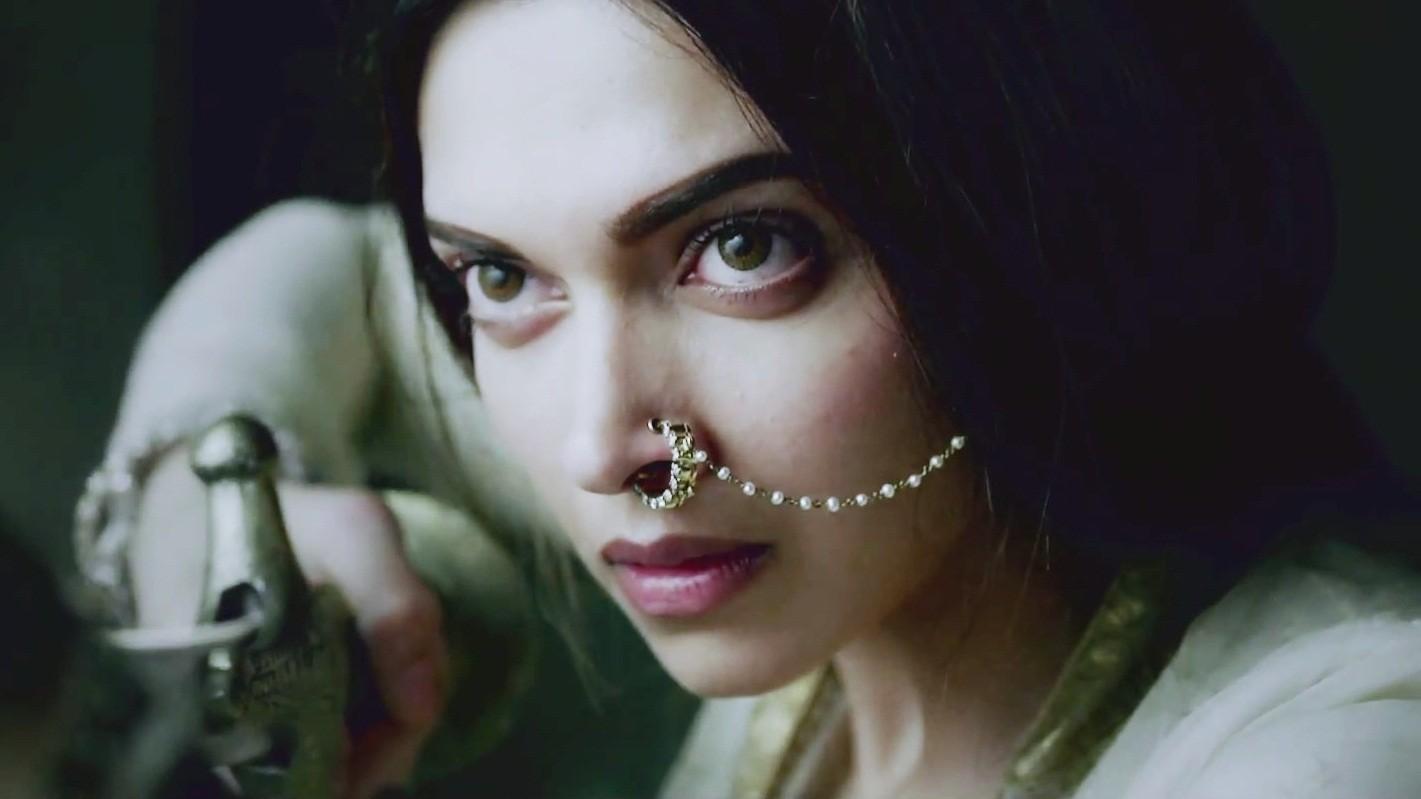 ▲《帝國雙璧》中為愛「勇敢」的美麗公主-Mastani。(圖/翻攝自IMDb)