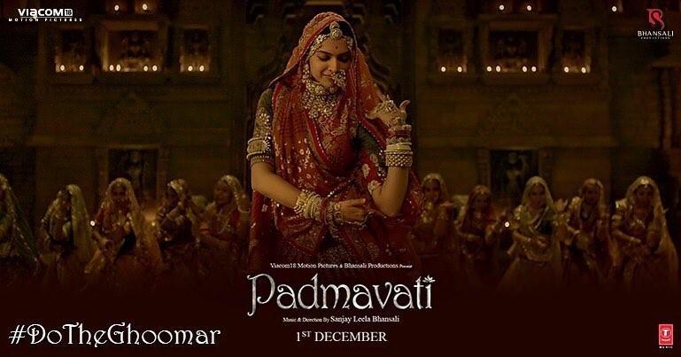 ▲《帕德瑪瓦蒂》中,迪皮卡飾演聖女-帕德瑪瓦蒂Mastani。(圖/翻攝自IMDb)