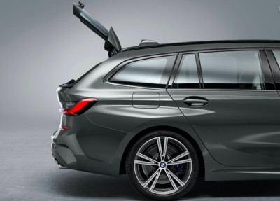 BMW「3系列最強柴油」M340d xDrive明年3月亮相、僅供旅行車?