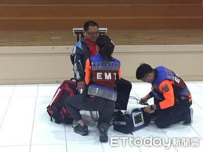 到院前12導程心電圖系統台南年救34人