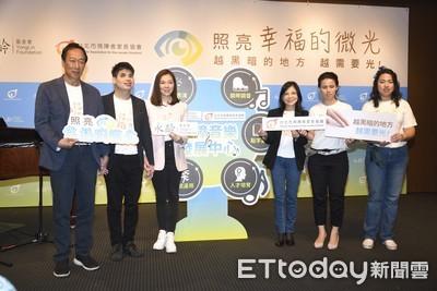曾馨瑩連續4年生日做公益 捐助350萬成立「視障音樂發展中心」