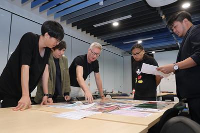 走進閱讀障礙者世界 他們奪國際設計大獎