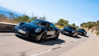 保時捷「911 Turbo」測試照曝光!641匹、破百加速僅2.5秒