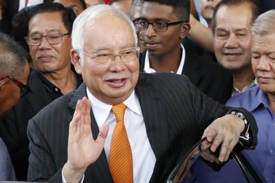 馬來西亞前首相「貪汙案」7項罪名成立