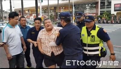 髮蠟哥謗警無人權 警方澄清