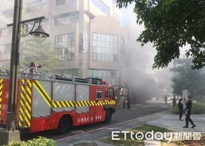 東協廣場火警喚起「幽靈船」記憶 周遭飯店業績慘