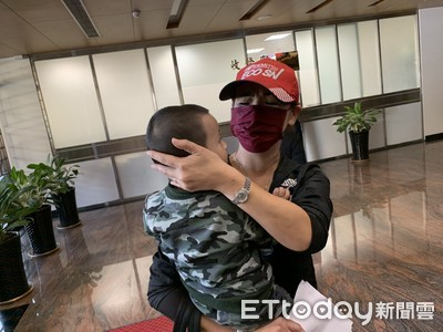 癌末被叫回監服刑 妻陳情:讓他跟孩子團圓