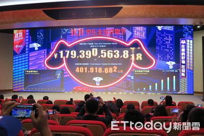 雙11京東破紀錄 搶攻低線城市