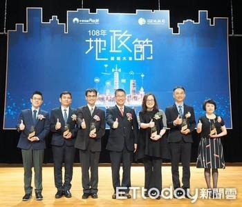 台南市地籍三圖套疊全國第一