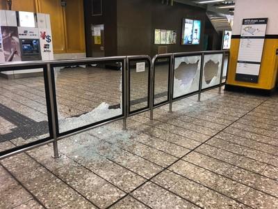 遭示威波及港鐵憤慨:追究責任