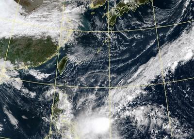 風神颱風生成!未來路徑曝光