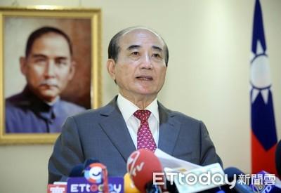 王金平:我支持韓國瑜把市長做好