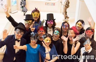 奇美博物館迎聖誕邀玩化裝舞會!