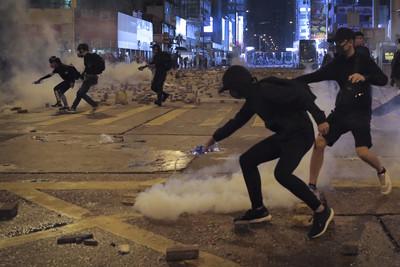 胡錫進:暴徒若狂妄升級 國家出手是必然