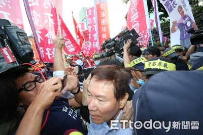 退警揚言攻佔政院 國民黨:司法判決不應有政治取向