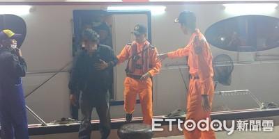 釣客心絞痛、船員遭網捲受傷 北海岸1晚2送醫