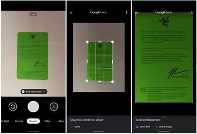Google Camera 7.2添增Google Lens智慧鏡頭功能