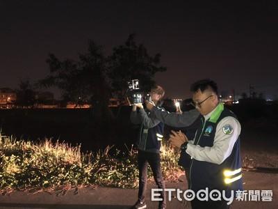 台南西港工廠火警延燒 環局發空污警報
