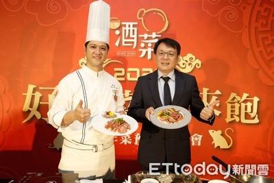 酒香年菜來囉 台酒挑戰銷售1.1億元