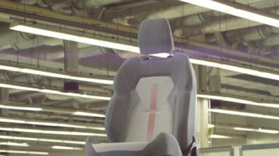 福特將3D編織技術導入汽車座椅
