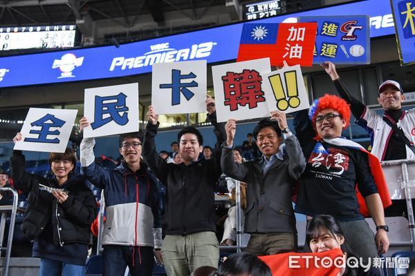 [新聞] 12強/我愛「韓國輸」!中華隊11安狂攻7