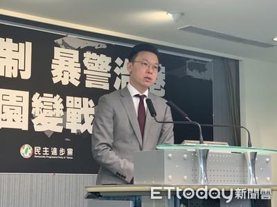 林飛帆呼籲台灣人要和香港站在一起:校園變成烽煙四起的戰場