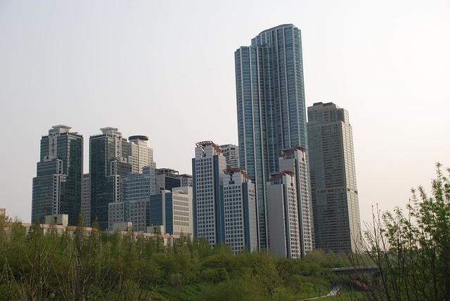▲▼首爾江南房價飆漲,為南韓政府認定的投資過熱地區(圖/Pixabay)