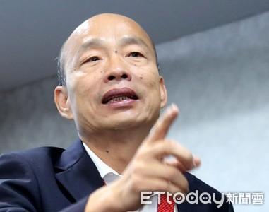 韓國瑜稱辭市長「不存在的議題」 陳其邁:沒有白紙黑字聽聽就好