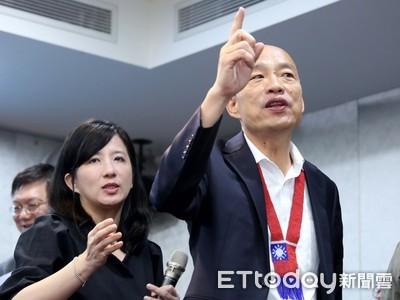 韓國瑜說的假民調是它!「寶X」最新民調蔡韓差距「持續擴大」