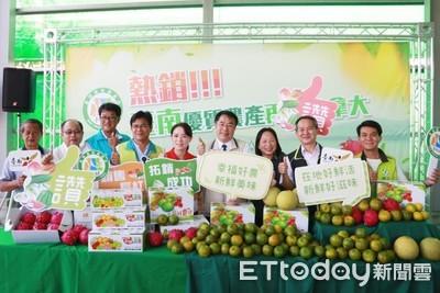 農業台南產值今年突破600億