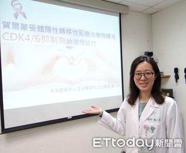 CDK4/6抑制劑轉移性乳癌治療現曙光
