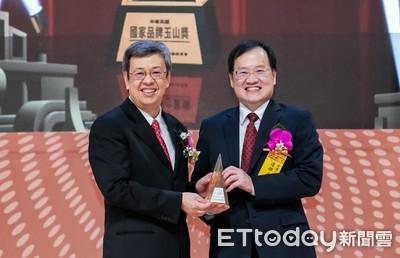 遠雄人壽獲「國家品牌玉山獎」傑出企業