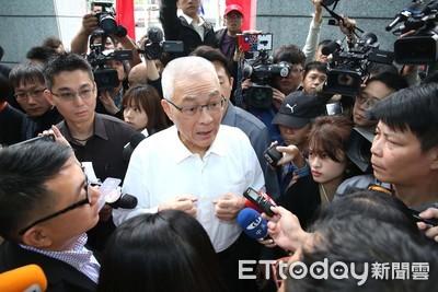 吳敦義:這2年多我是最窮最苦的黨主席