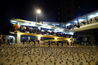 港媒:不會實施宵禁選舉不取消