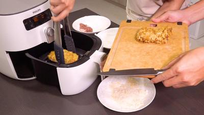 餐廳級料理一機搞定! 氣炸鍋廚房新手必收