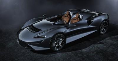 麥拉倫「815匹最輕超跑」 Elva亮相!開放式碳纖維座艙超帥