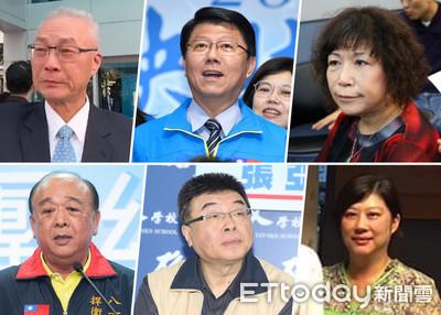 【國民黨不分區】鬥雞、烏賊、土狼與哈巴狗